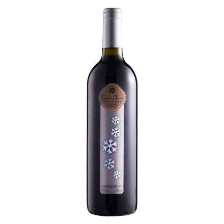 雪诺曼(雪花篇)黑比诺干红葡萄酒750ml