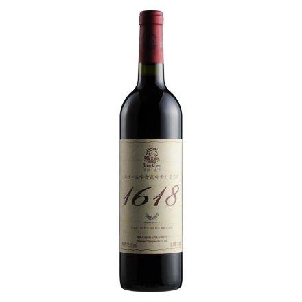 【清仓】新疆马仕·皮卡1618赤霞珠干红葡萄酒750ml
