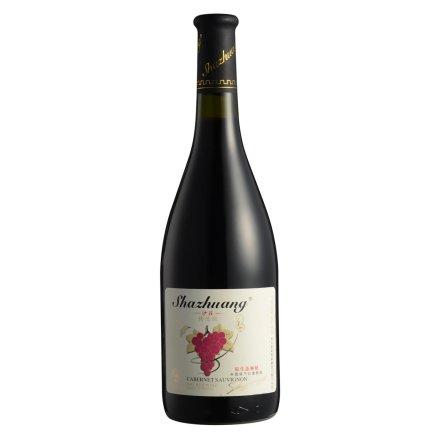 中国沙莊精选级•原生态种植赤霞珠干红葡萄酒750ml