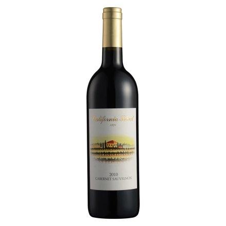 美国加州精选1976赤霞珠 干红葡萄酒750ml