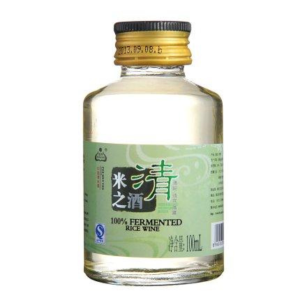 6-12°孝感米之清酒100ml(特惠品)