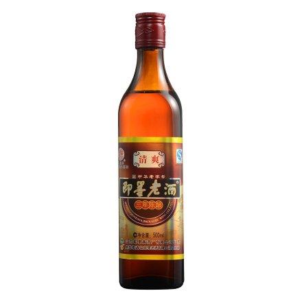 12°即墨老酒清爽型三年陈 500ml