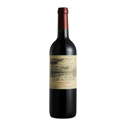 法国宝嘉利红葡萄酒750ml