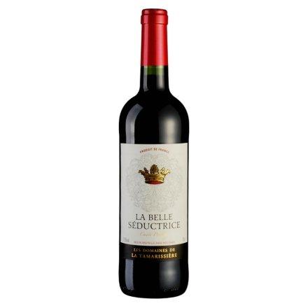 法国塞德斯佳酿干红葡萄酒750ml