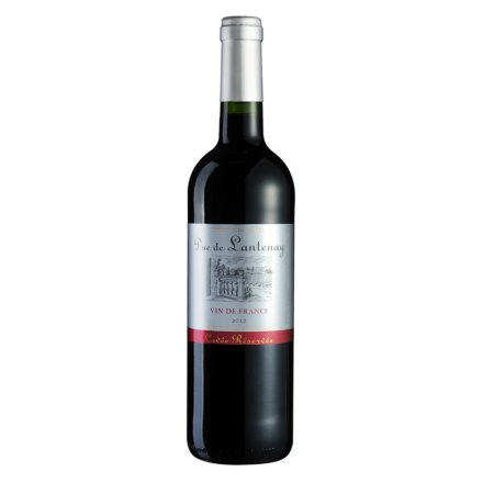 【清仓】法国朗特公爵干红葡萄酒750ml
