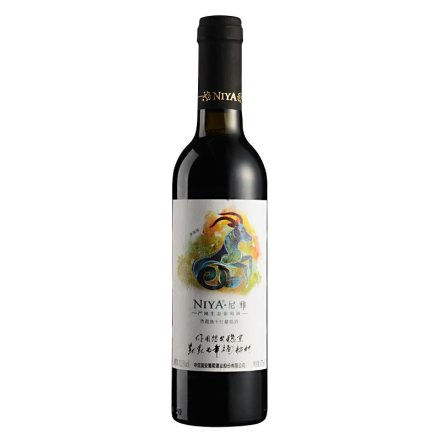 尼雅星座赤霞珠干红葡萄酒375ml  摩羯座