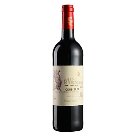 法国圣男雅黛皇冠贵妇干红葡萄酒750ml