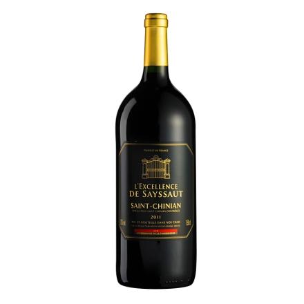 法国萨特优质红葡萄酒1500ml