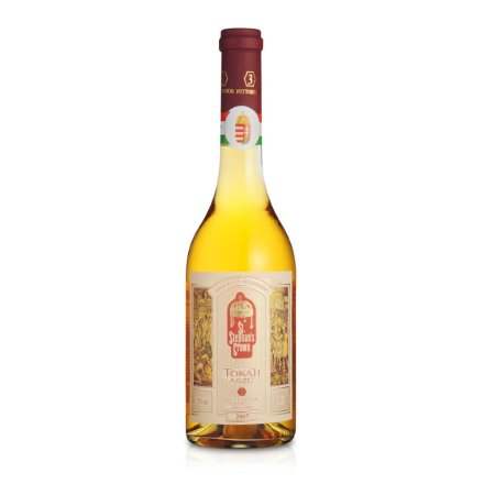 匈牙利托卡伊斯缔皇冠贵腐葡萄酒(三筐)500ml