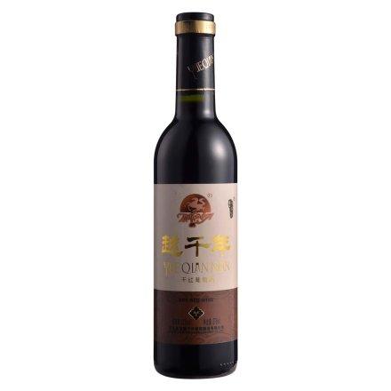 中国越千年4A级赤霞珠干红葡萄酒375ml(促销品)