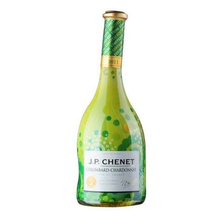 法国酒庄香奈精选歌伦巴-霞多丽干白葡萄酒(炫彩装)750ml
