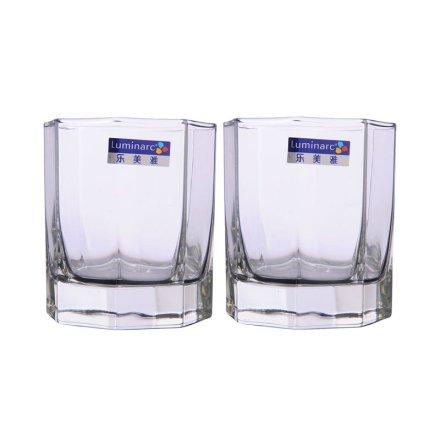 八角直身杯30cl(2支装)