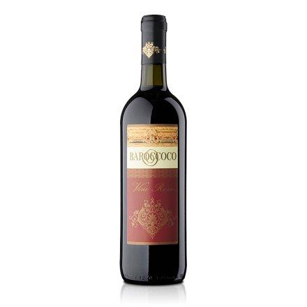 【清仓】意大利巴洛克干红葡萄酒750ml