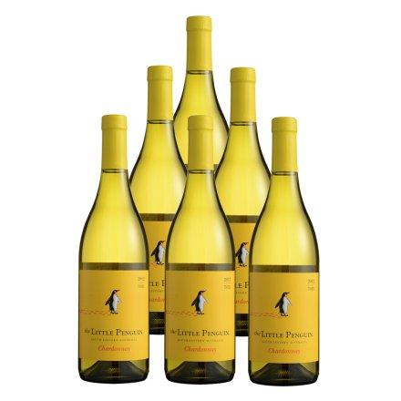 澳大利亚小企鹅霞多丽干白葡萄酒750ml(6瓶装)
