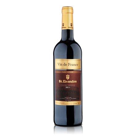 法国圣堡兰帝干红葡萄酒750ml75