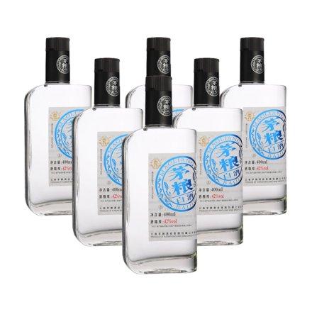 42°茅粮白酒400ml (6瓶装)