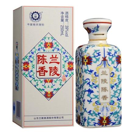 39°兰陵瓷瓶陈香250ml
