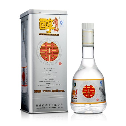 35°贵州醇囍酒500ml