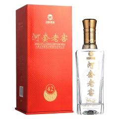 【老酒特卖】42°河套老窖500ml(2013年)