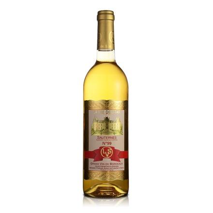 【清仓】法国拉维之星99号 素丹贵腐甜白葡萄酒750ml