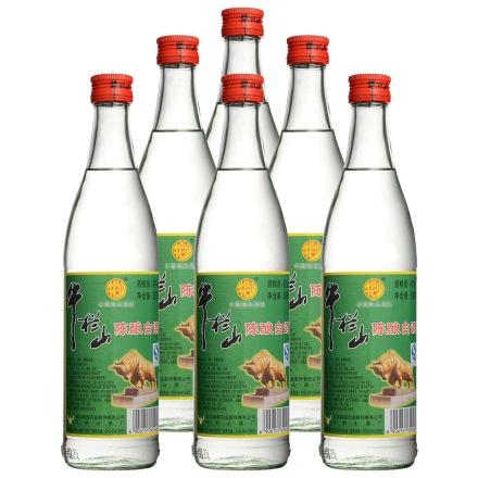 42°牛栏山陈酿500ml(6瓶装)