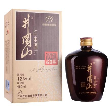 12°井冈山红色情怀红米酒460ml