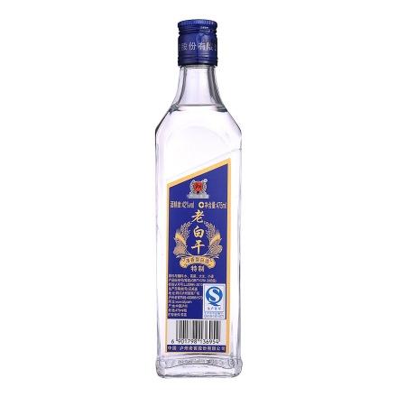42°泸州特制老白干酒475ml