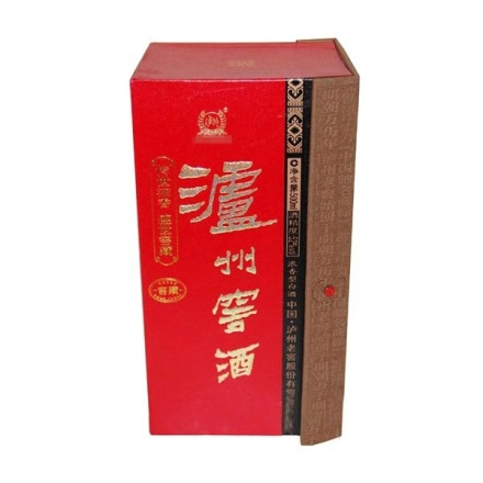 (清仓)38°泸州窖酒窖藏500ml