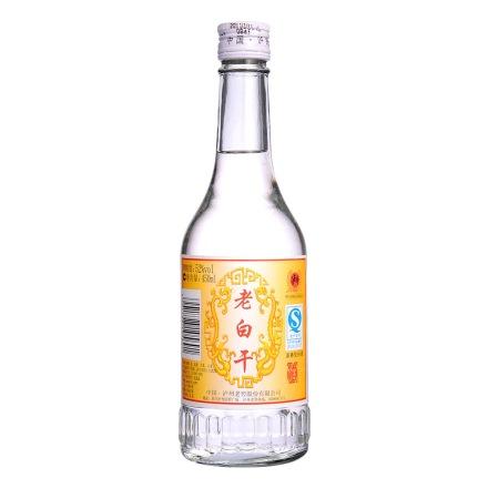52°泸州普通老白干酒450ml(6瓶装)