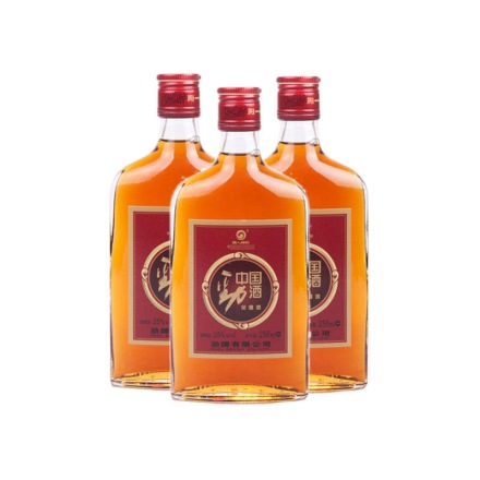 35°中国劲酒258ml(3瓶装)