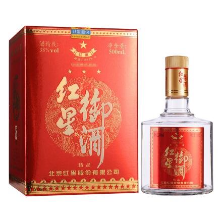 38°红星御酒500ml(乐享)