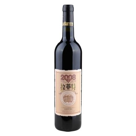 【清仓】中国乡都拉菲特干红葡萄酒
