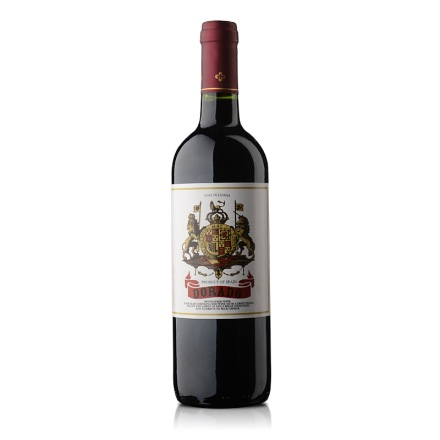 西班牙德拉图干红葡萄酒750ml