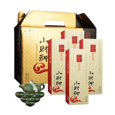 【清仓】45°小财神财神有礼礼盒450ml*4