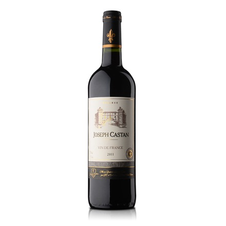 法国约瑟夫地区珍藏红葡萄酒 750ml