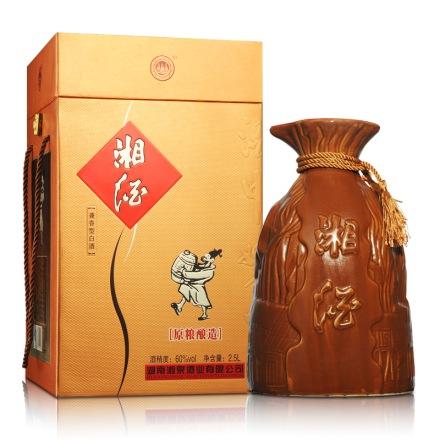60°湘泉大湘酒2500ml