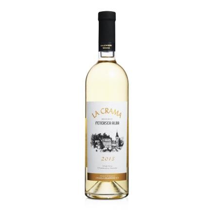 罗马尼亚布加斯白姑娘干白葡萄酒750ml
