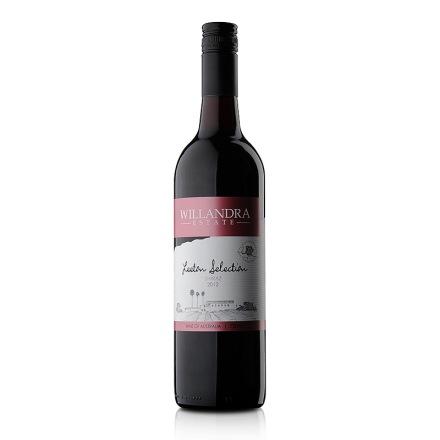 【清仓】澳大利亚威卓精选西拉红葡萄酒750ml