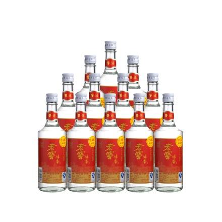 42°泸州老窖醇香A13光瓶 500ml(12瓶装)勿使用