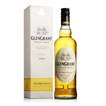 40°英国格兰冠单一麦芽苏格兰威士忌700ml