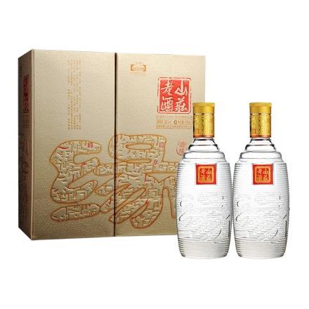 38°避暑山庄集团山庄老酒酒缘500ml(双瓶装)