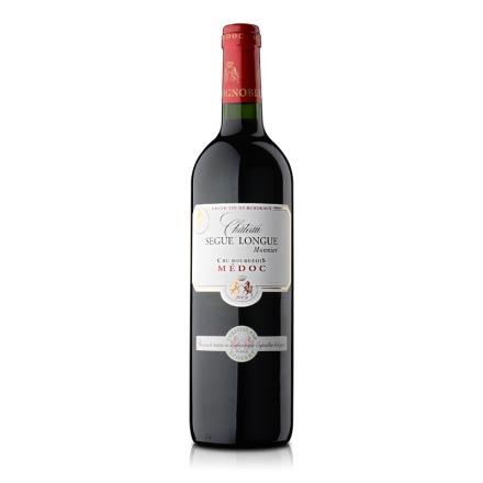 【清仓】法国梅多克中级庄 史嘉隆庄园2009干红葡萄酒750ml