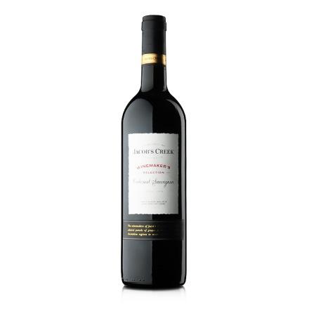澳大利亚杰卡斯赤霞珠干红葡萄酒750ml-酿酒师选系列