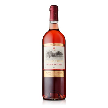 法国卡玛隆桃红葡萄酒2012 750ml