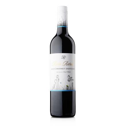 澳大利亚穆雷河赤霞珠红葡萄酒750ml