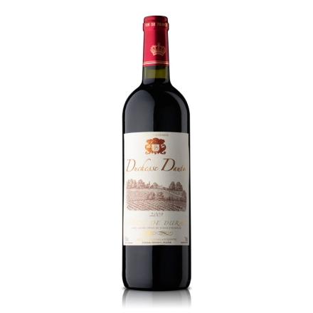 法国德和斯庄园干红葡萄酒750ml(乐享)