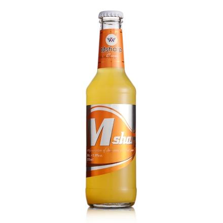 3.8°Msharp米锐(孝感米之清预调酒-鲜橙味) 275ml
