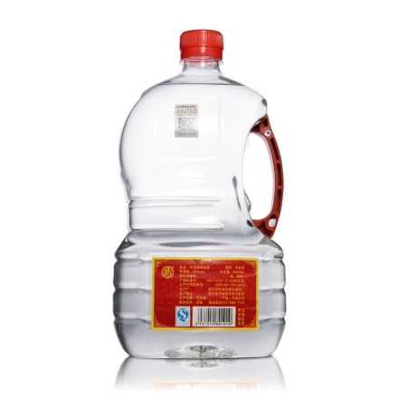 60°洞宝纯粮酿造原浆清香型白酒2.5L