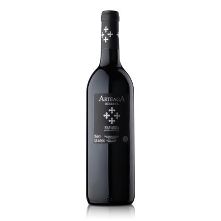 西班牙原瓶进口阿特加干红葡萄酒750ml