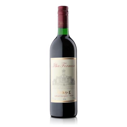 玉山台湾之美红葡萄酒750ml